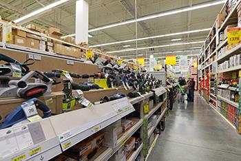 Kataliz met en place des actions dans les grandes surfaces pour développer vos ventes de façon efficace et économique dans les grandes surfaces (bricolage, jardineries, alimentaires...) Petit format